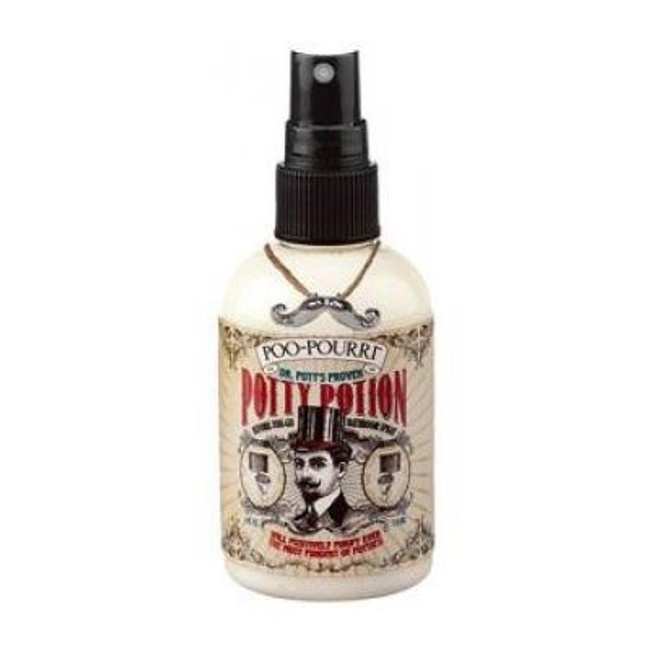 Poo Pourri Preventive Dr. Potts Potty Potion