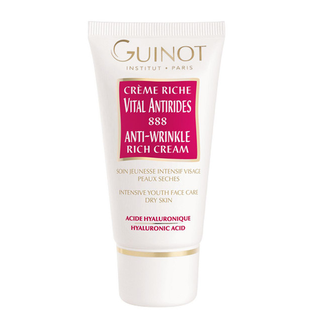 Guinot Creme Riche Vital Antirides 888 / Anti Wrinkle Rich Cream