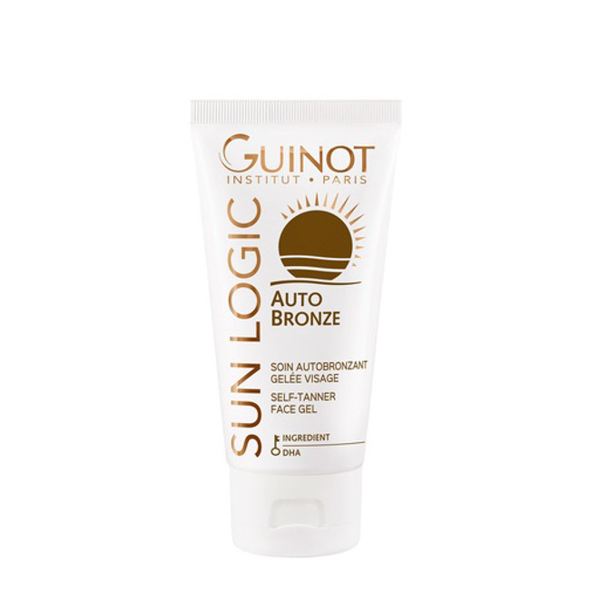 Guinot Sun Logic Auto Bronze Self-Tanning Face Gel