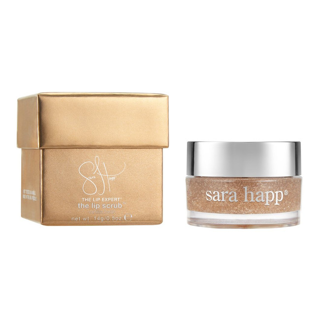 Sara Happ The Lip Scrub  - Vanilla Bean
