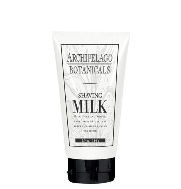 Archipelago Botanicals Milk Shaving Creme