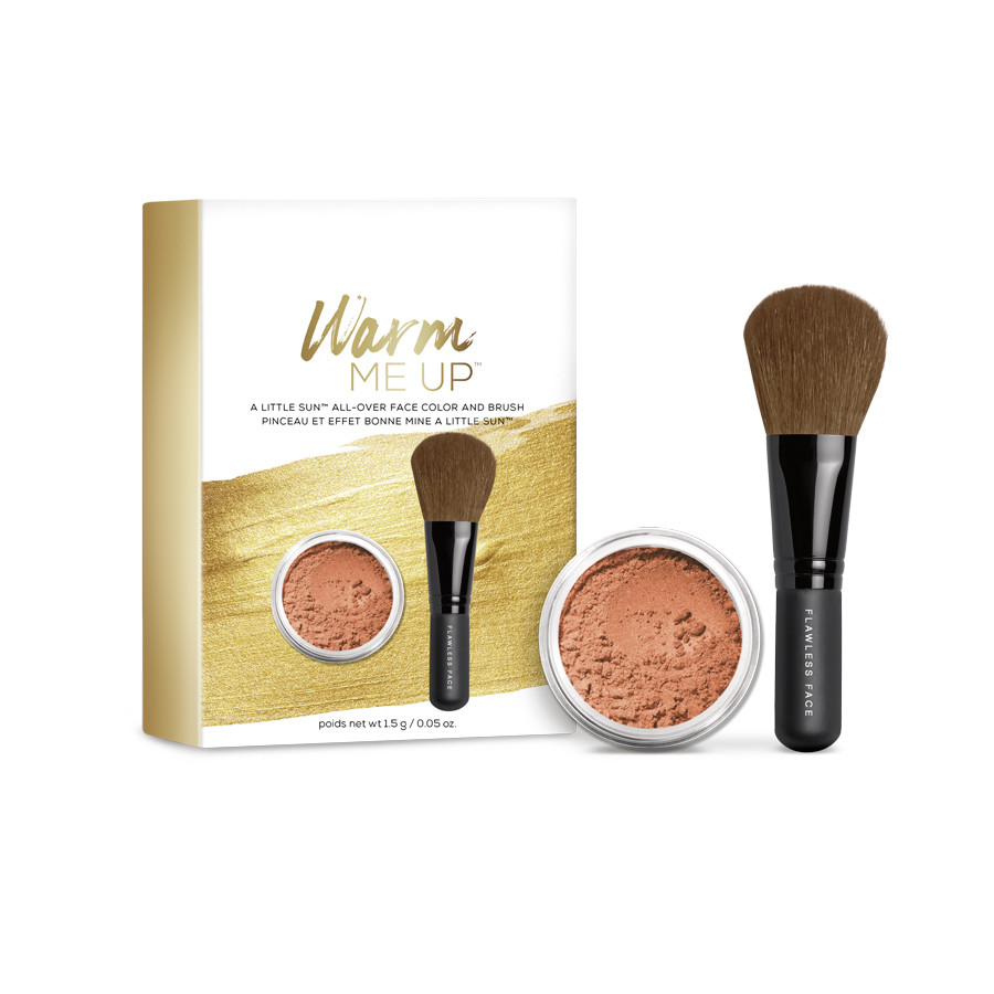 bareMinerals Warm Me Up Duo