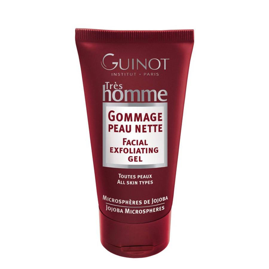 Guinot Gommage Peau Nette Men's Facial Exfoliating Gel