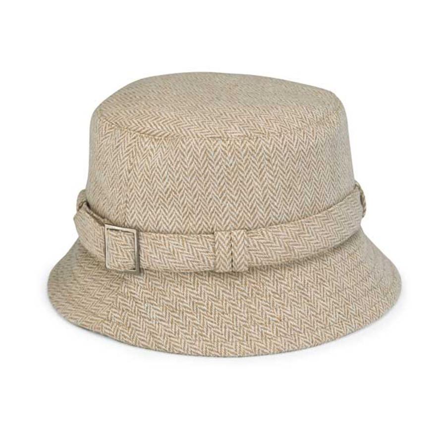 Cream Tweed
