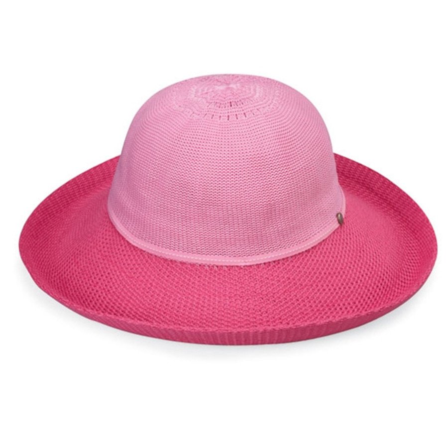 Wallaroo Hat Womens Victoria Two-Toned