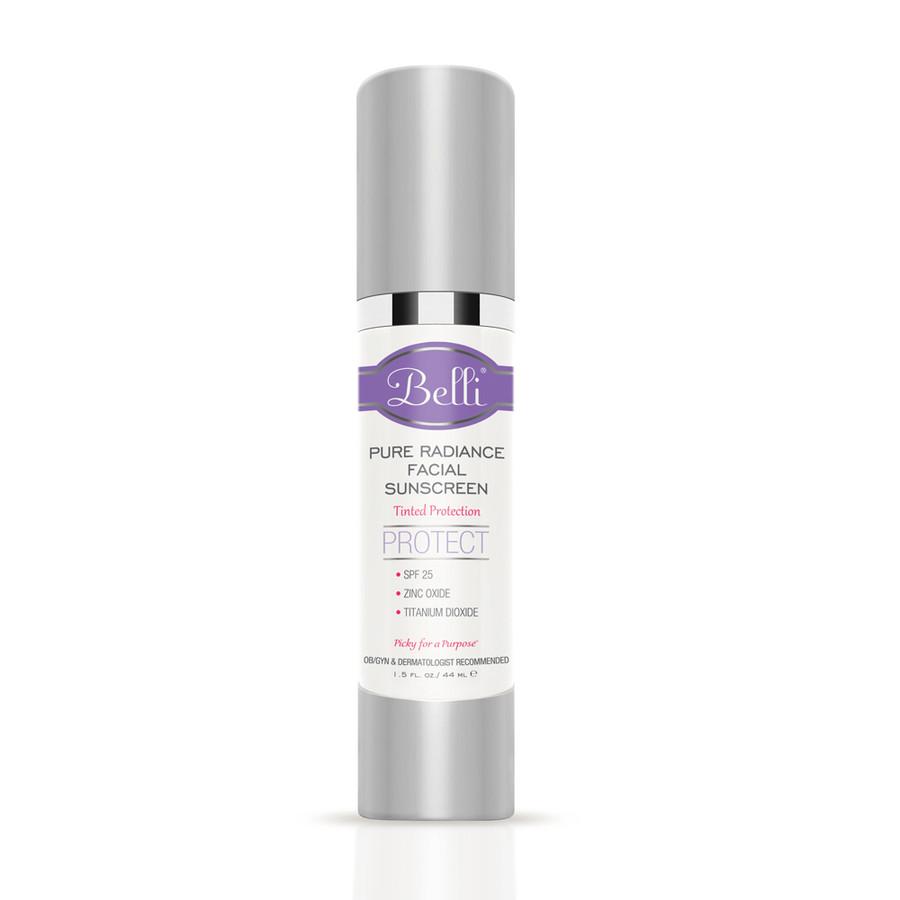 Belli Pure Radiance Facial Sunscreen SPF 25