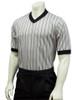 Smitty Elite Grey Basketball Referee Shirt