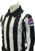 Missouri MSHSAA Foul Weather Long Sleeve Referee Shirt