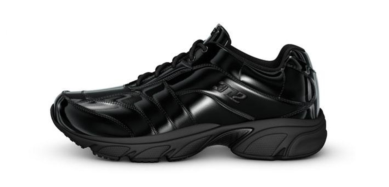 3N2 Reaction Referee Patent Leather