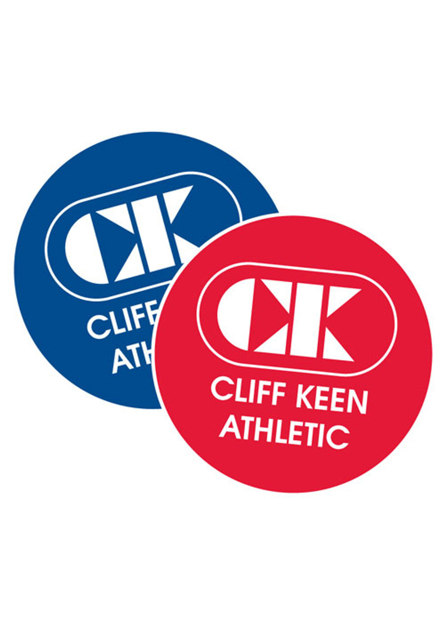 Cliff Keen Red and Blue Wrestling Referee Flip Disk