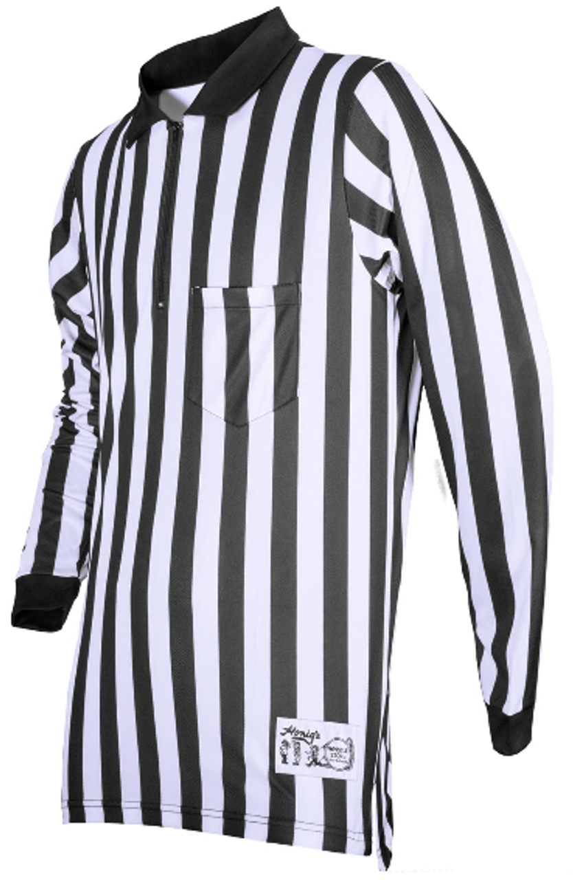 Honig's Prosoft Long Sleeve Football Referee Shirt