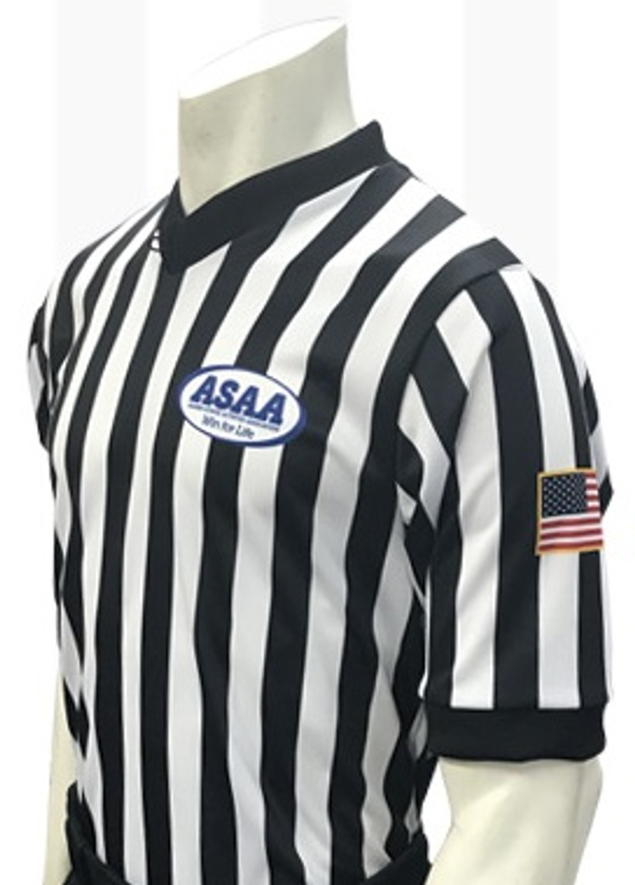 Alaska ASAA Basketball Referee Shirt