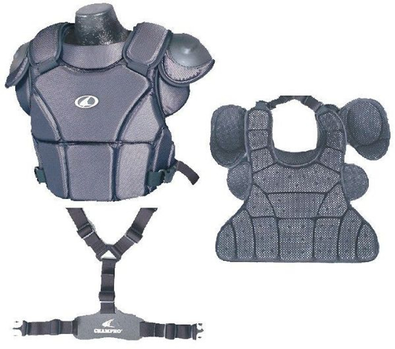 Champro Umpire Chest Protector Detail