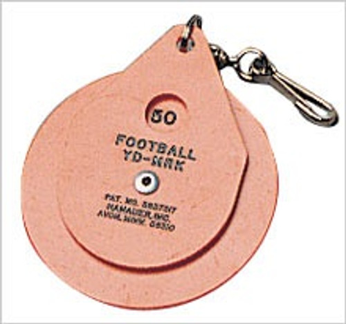 "Football Chain Clip ""Dial Marker"""