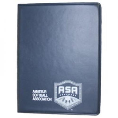 USA Softball Lineup Card Wallet