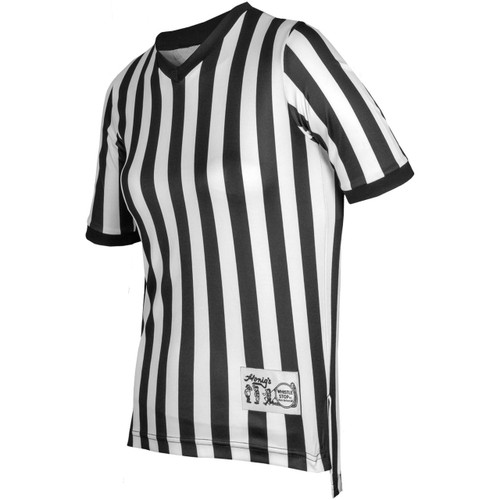 Honig's Women's UltraTech Basketball Referee Shirt