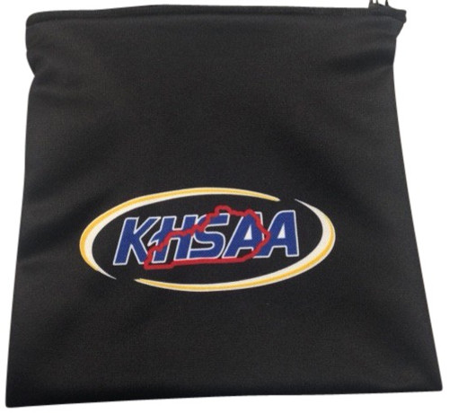Smitty KHSAA Black Whistle/Accessory Bag
