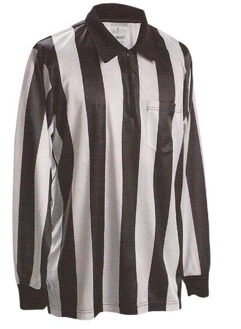 "Smitty 2"" Heavyweight Long Sleeve Football Referee Shirt"