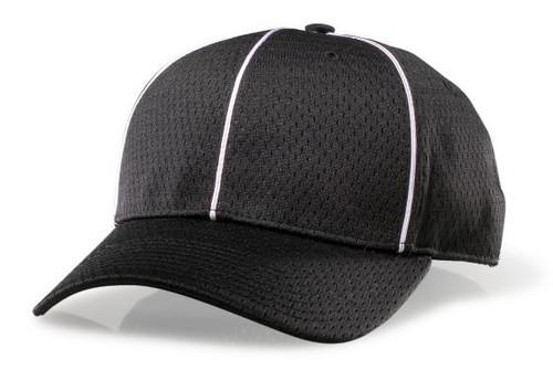 Black System5 Umpire Cap