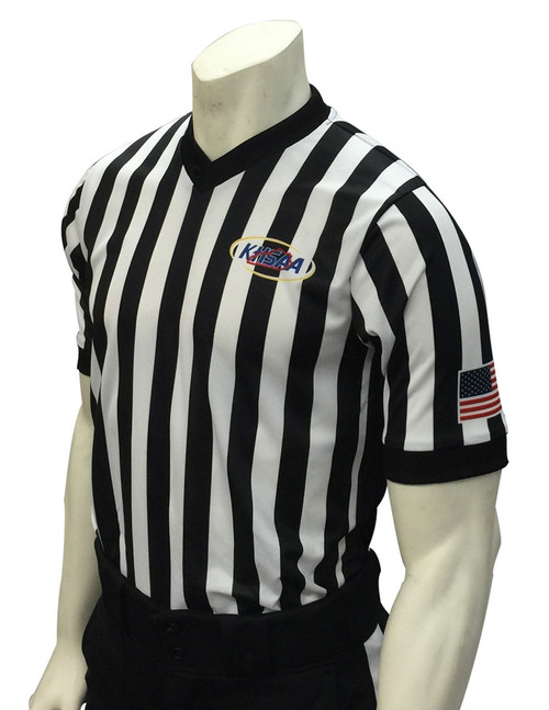 Kentucky KHSAA Dye Sublimated Basketball Referee Shirt