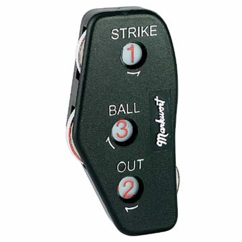 Oversized Umpire Indicator Strikes On Top