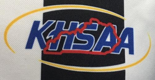 Kentucky KHSAA Dye Sublimated Long Sleeve Shirt Logo