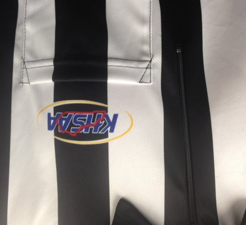 Kentucky KHSAA Dye Sublimated Logo