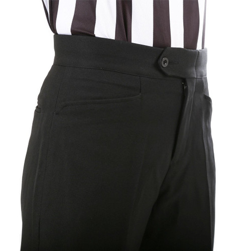 Smitty Women's Premium Flat Front Western Pocket Referee Pants