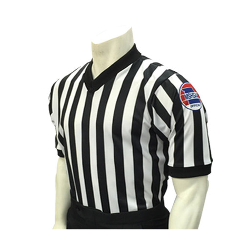 Smitty Missouri MSHSAA Men's Basketball Referee Shirt