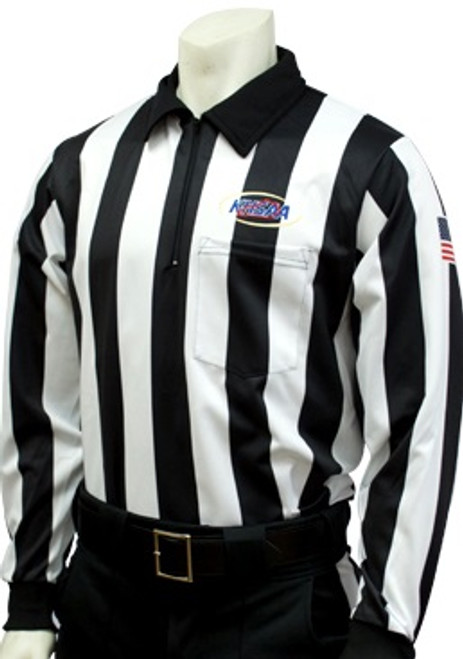 Kentucky KHSAA Foul Weather Long Sleeve Football Referee Shirt