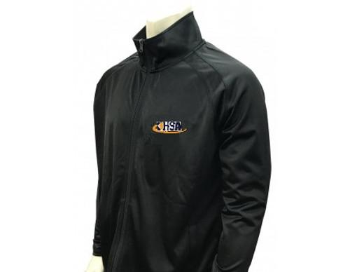 Illinois IHSA Black Referee Pre-game Jacket