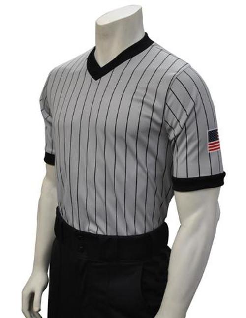Kentucky KHSAA Dye Sublimated Wrestling Referee Shirt