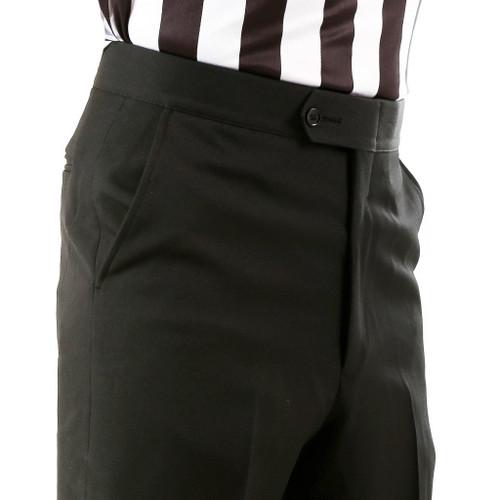 Smitty Women's Premium Flat Front Slash Pocket Referee Pants