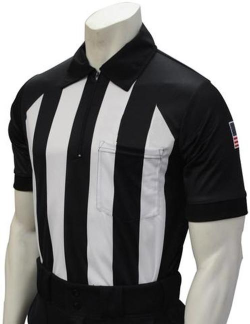 LIOA Short Sleeve Football Referee Shirt