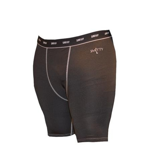 Smitty Knee Length Compression Shorts