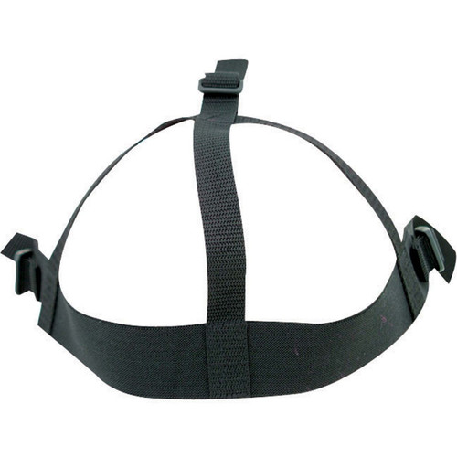 Black Face Mash Replacement Harness