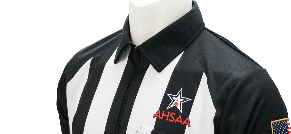 Alabama AHSAA Football Referee Shirts
