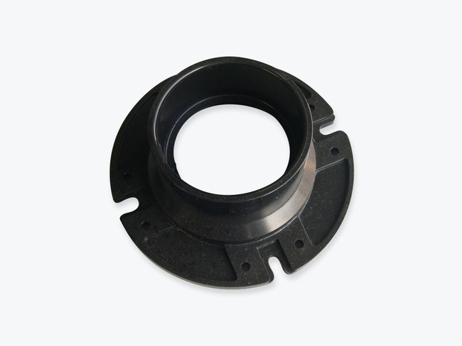"SeaLand / Dometic 385343765 Floor Flange 3"" Spigot"