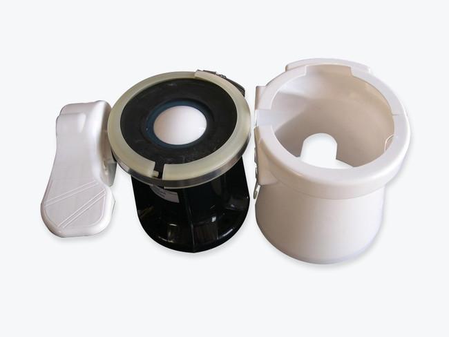 SeaLand / Dometic 385311086  5048 Base Kit-Bone