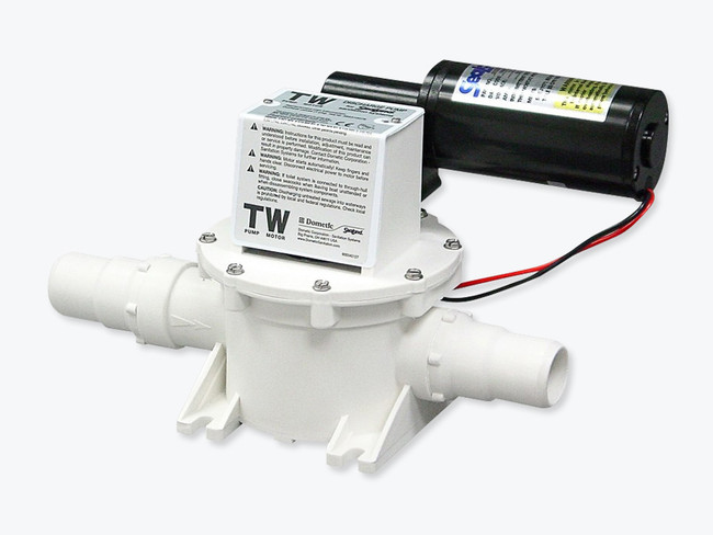 SeaLand / Dometic 317301200 T-Series Discharge Pump