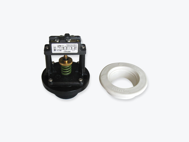 Sealand 385311436 Vacuum switch for low profile vacuum generators.