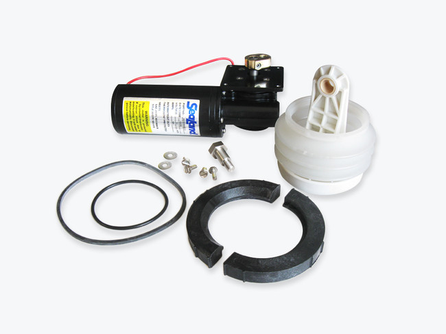 Sealand 12 volt conversion kit for allS-series pumps.