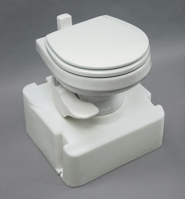 Sealand 711-m28 self contained toilet