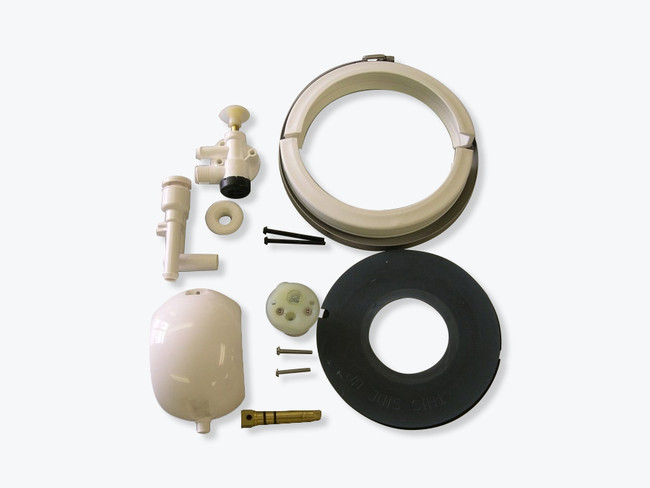 Repair kit for toilet models 800 and 1000 execpt the 06 models
