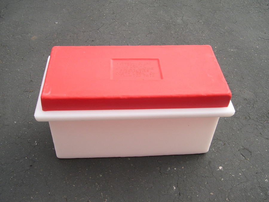 Battery Guard 04000 - 4-D Battery Box