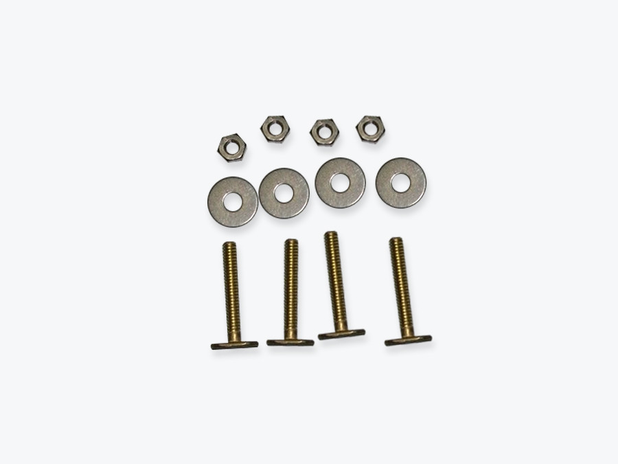 Mounting Hardware Kit for 806,506,511,&510+ Toilets