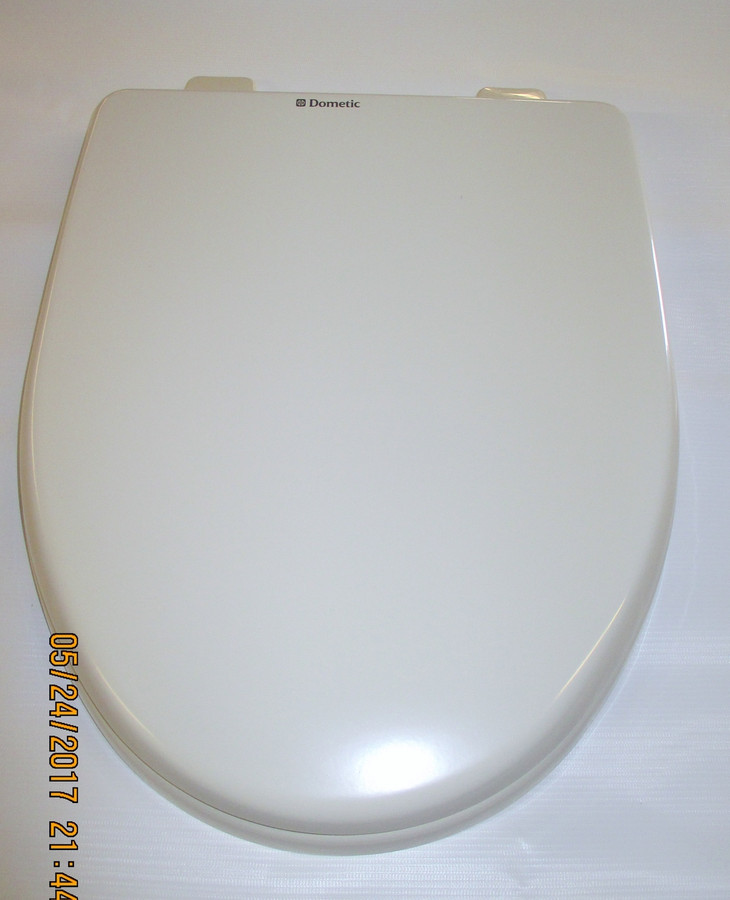 Dometic / Sealand 385311006 Toilet Seat & Cover- Bone - Ardemco Inc ...