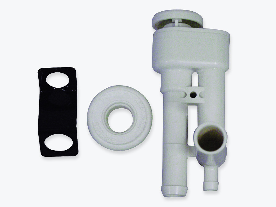 Sealand 385230335 vacuum breaker for 500+ toilets with a hand spray