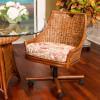 Havana Tilt Swivel Caster Chair