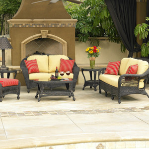 Charleston Outdoor Seating Collection